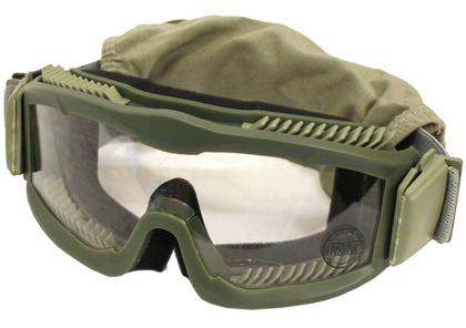 Lancer Tactical Airsoft goggles are the top choice for glasses wearers