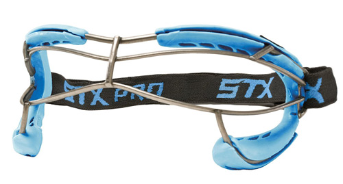 4sight pro lacrosse goggles over glasses