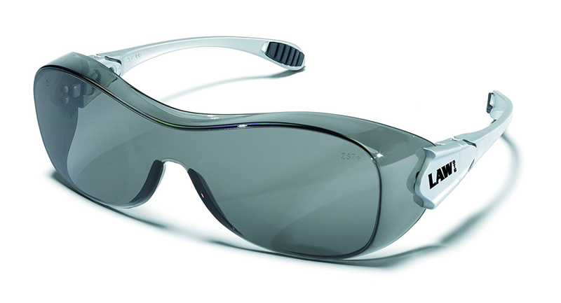 Crews over-the-glass safety glasses
