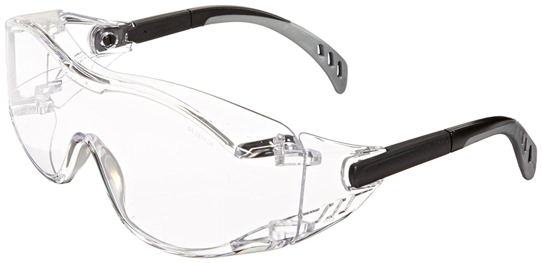 Gateway fit over safety goggles