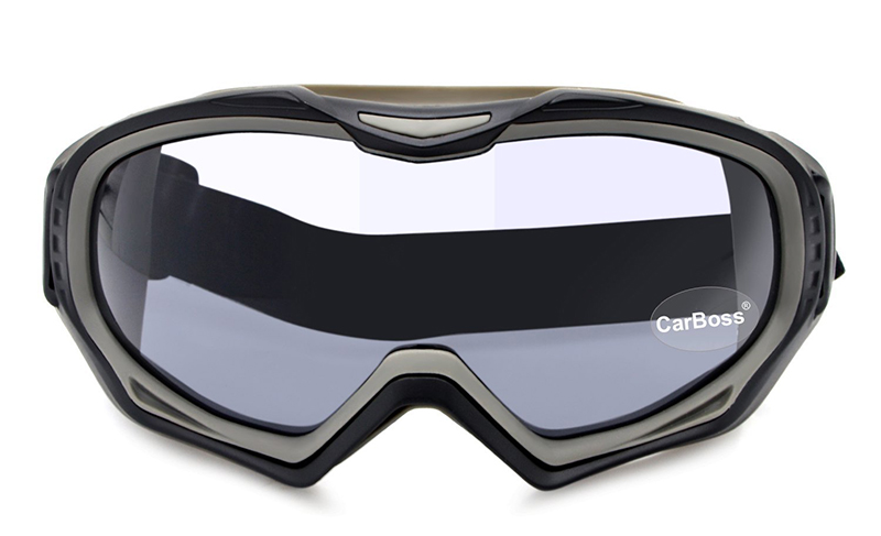 carboss motorcycle goggles for prescription lenses