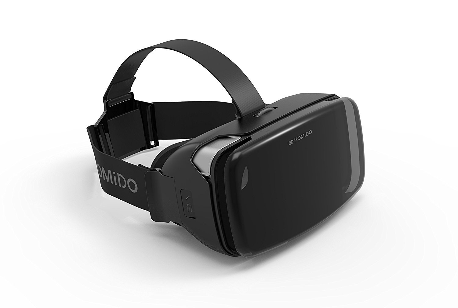 Homido VR headset for people with glasses