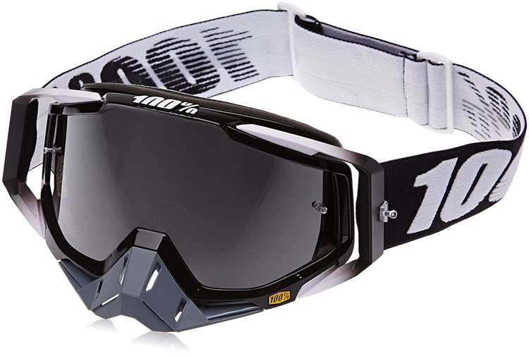One hundred Racecraft goggles