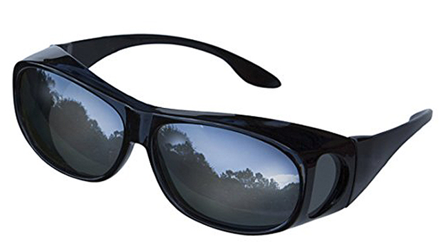 LensCovers Sunglasses Wear Over