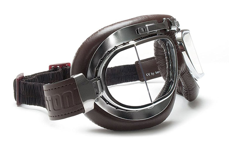 314b48e113e6 4 Awesome Vintage Motorcycle Goggles - Respect the Spectacles