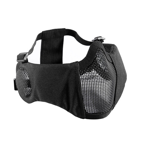 Lower Half mesh airsoft mask