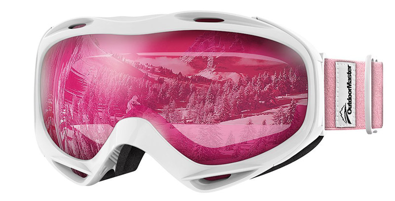 Outdoormaster review of Women's goggles