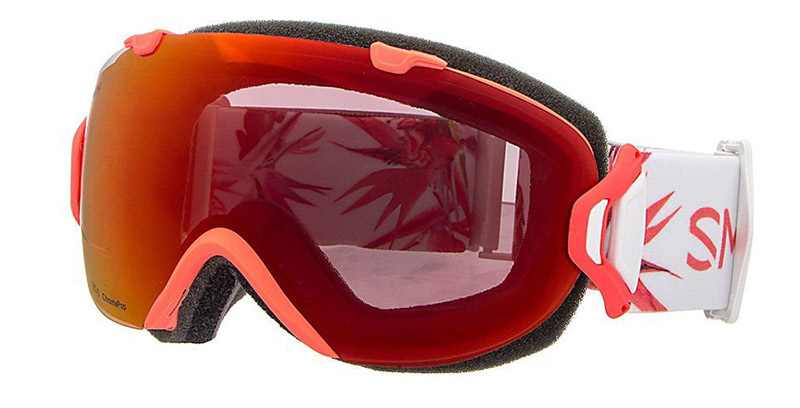 Smith Ios snowboard goggles
