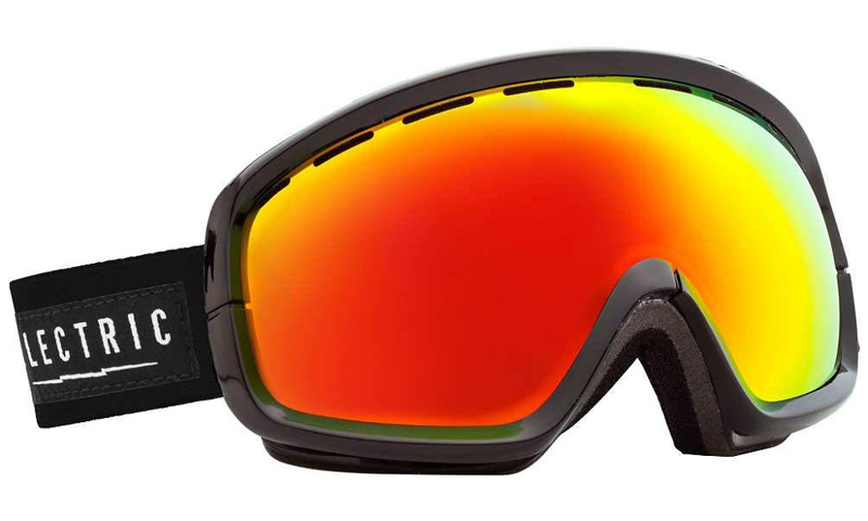 Electric EGC2 goggles for skiing and snowboarding