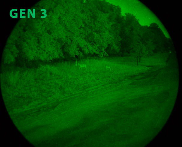 Generation 3 night vision