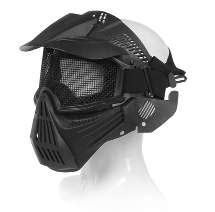 yashaly full face mask for paintball