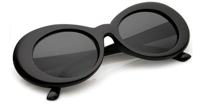 Affordable Black Clout Glasses